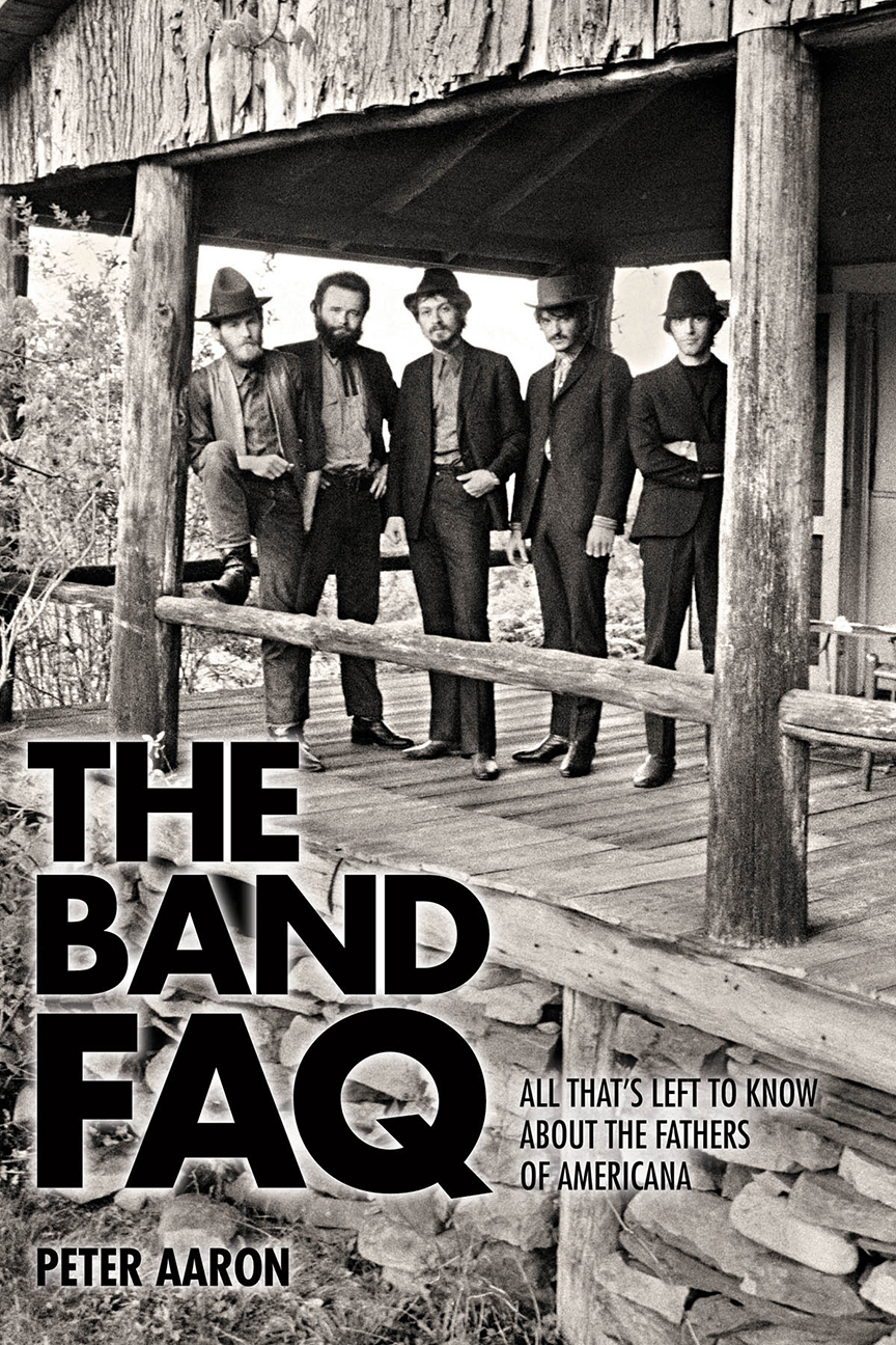 Product Cover for The Band FAQ