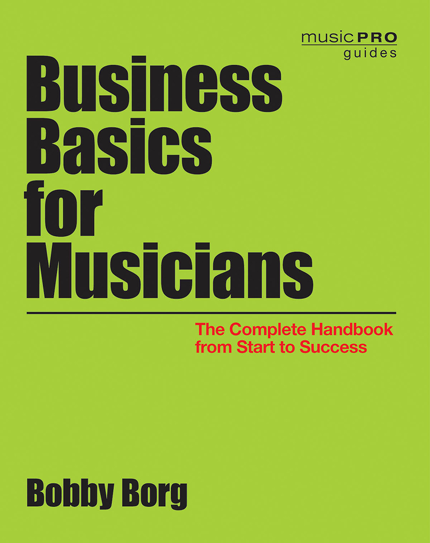 Product Cover for Business Basics for Musicians