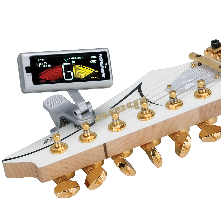 CT20 Clip-On Tuner