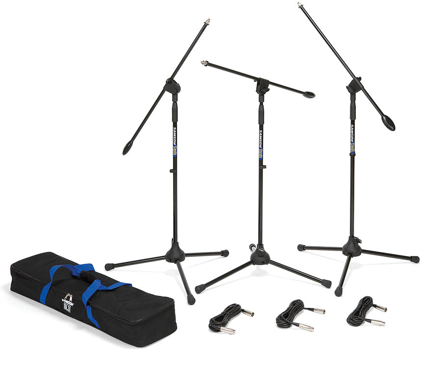 Product Cover for BL3 VP – Boom Stand and Cable 3-Pack