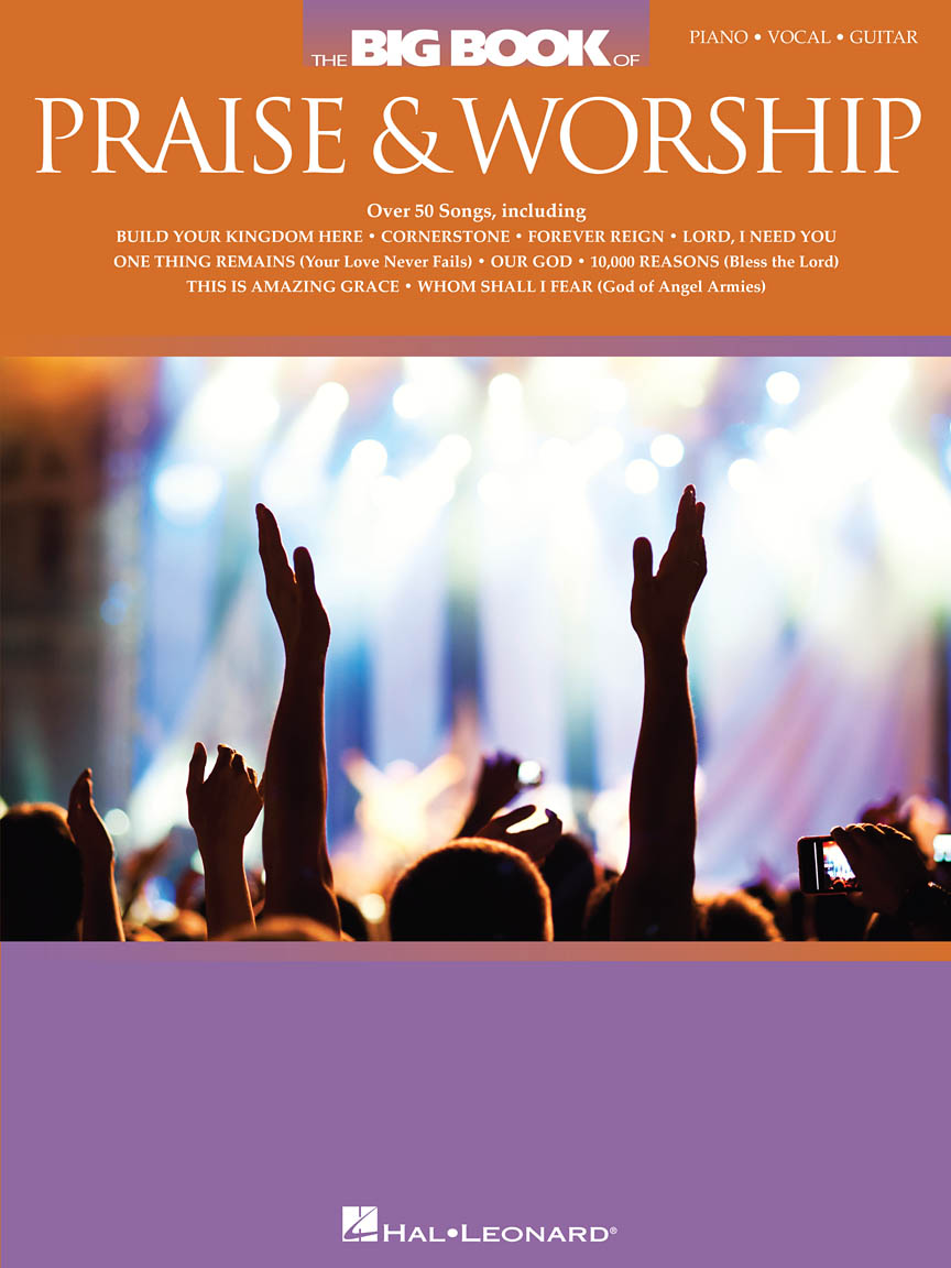 Product Cover for The Big Book of Praise & Worship