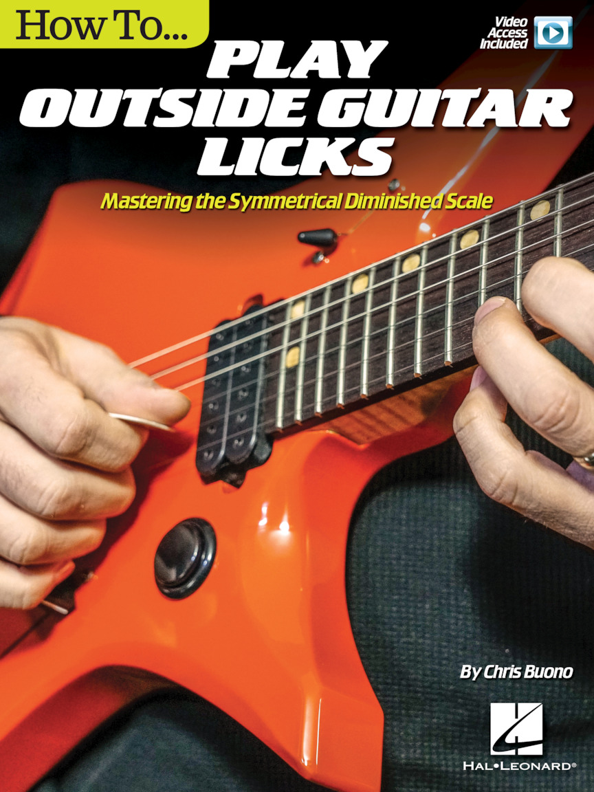 Product Cover for How to Play Outside Guitar Licks