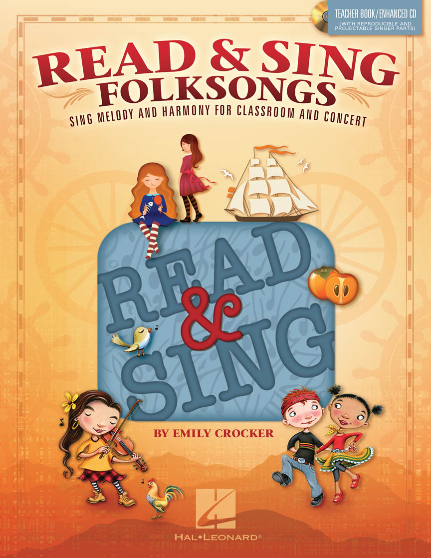 Product Cover for Read & Sing Folksongs