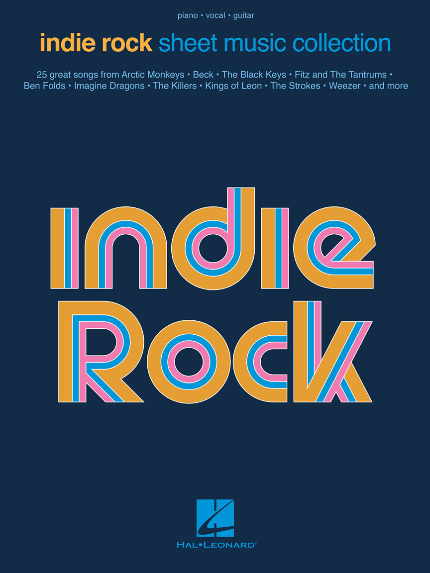 Product Cover for Indie Rock Sheet Music Collection