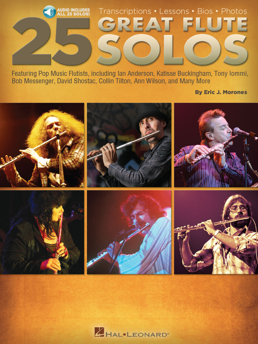 Product Cover for 25 Great Flute Solos