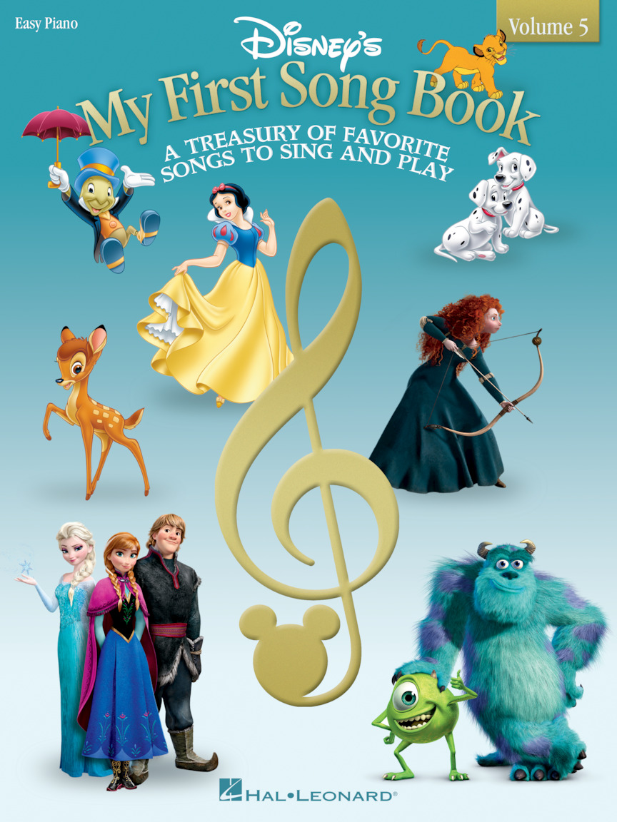 Product Cover for Disney's My First Songbook – Volume 5