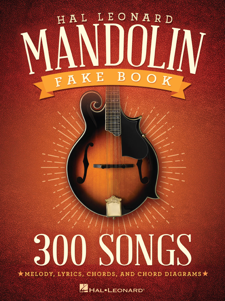 Product Cover for The Hal Leonard Mandolin Fake Book