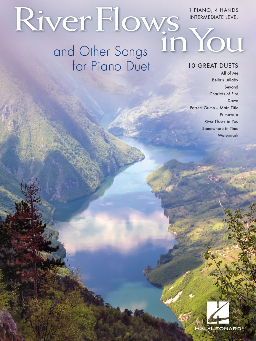 Product Cover for River Flows in You and Other Songs Arranged for Piano Duet