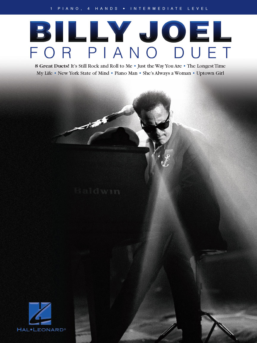 Product Cover for Billy Joel for Piano Duet