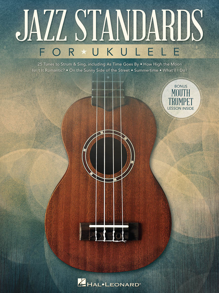Product Cover for Jazz Standards for Ukulele
