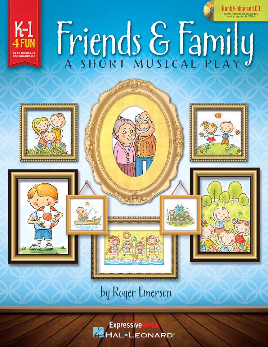 Product Cover for Friends & Family