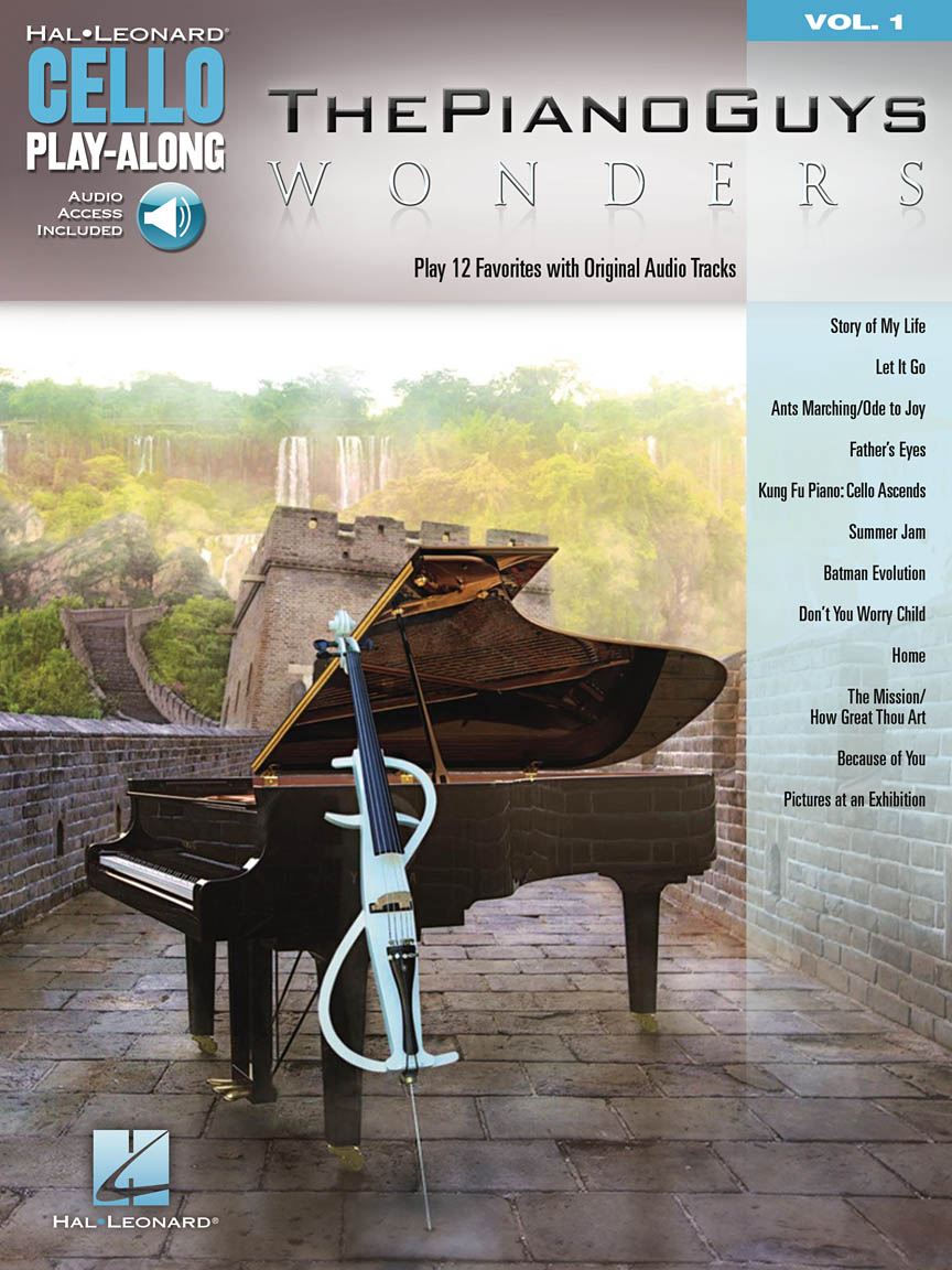 Product Cover for The Piano Guys – Wonders