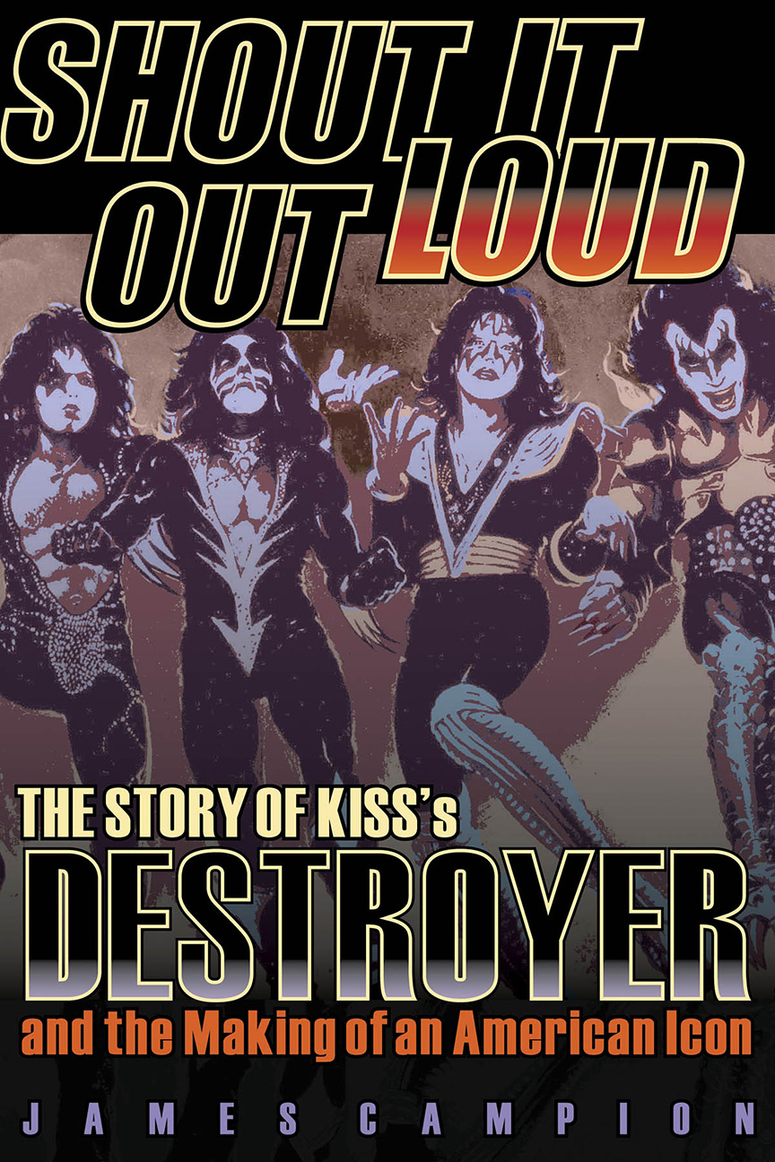 Product Cover for Shout It Out Loud