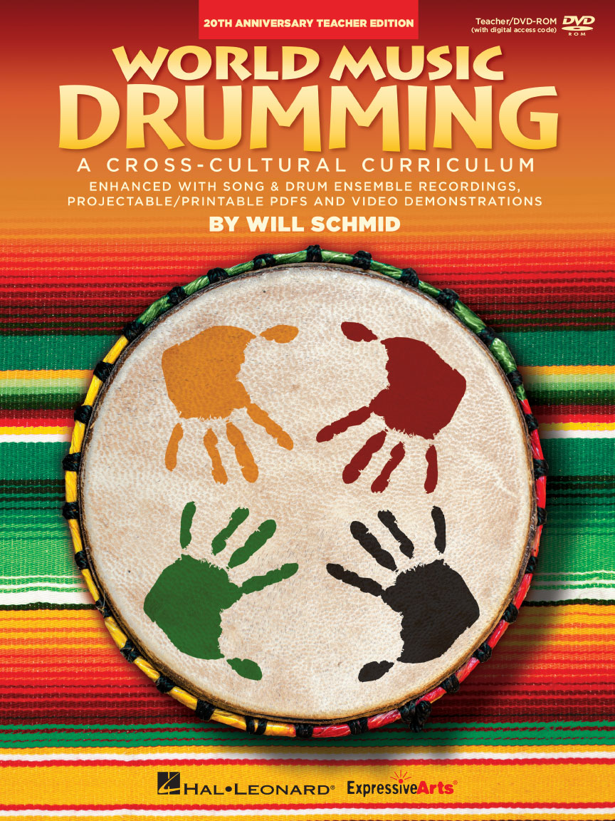 Product Cover for World Music Drumming: Teacher/DVD-ROM (20th Anniversary Edition)