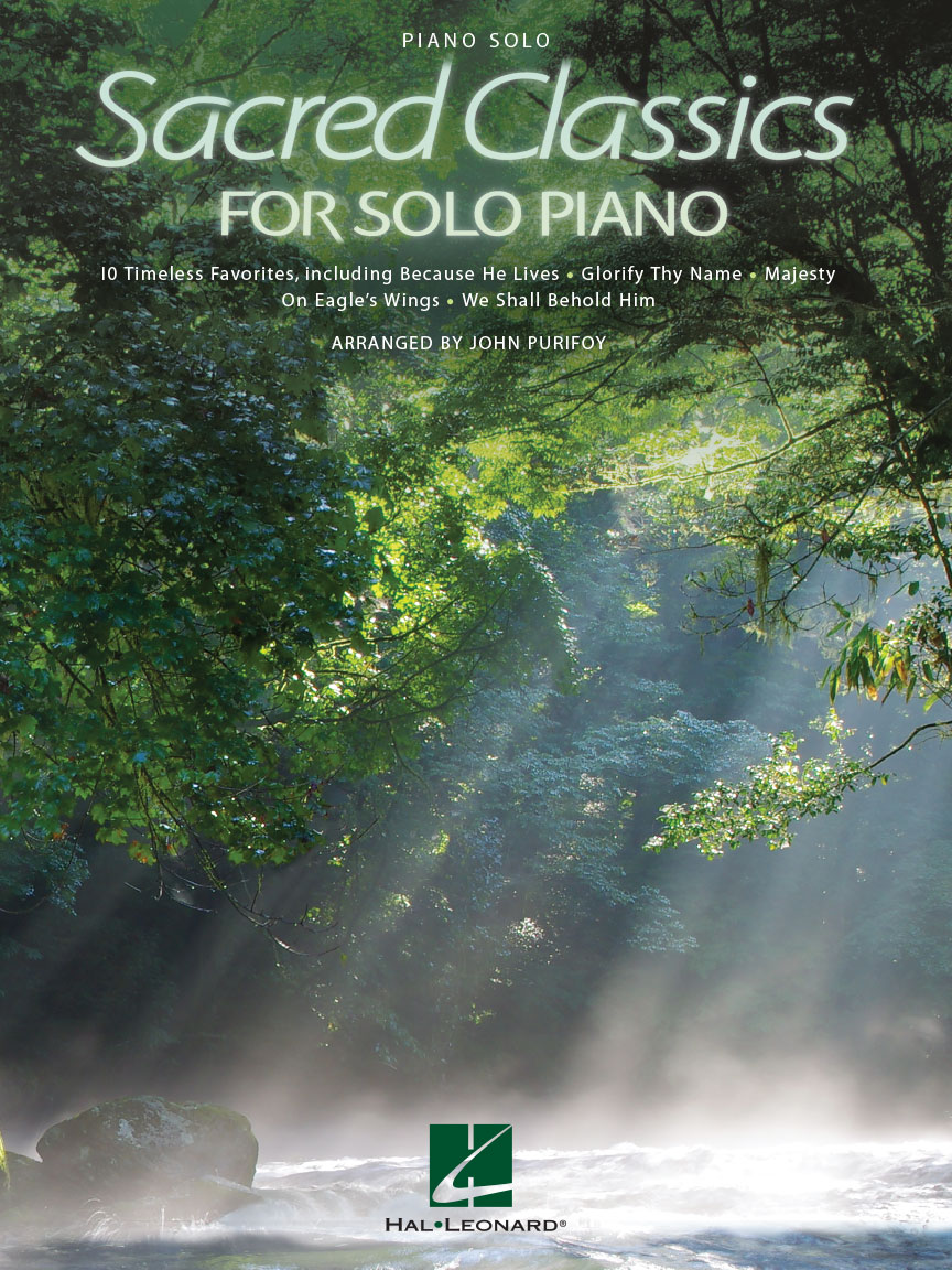 Product Cover for Sacred Classics for Solo Piano