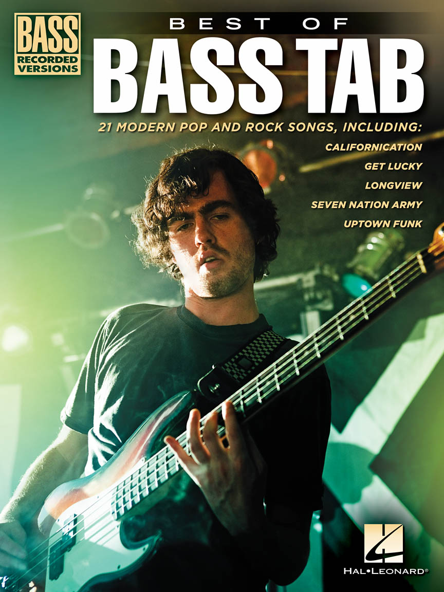 Product Cover for Best of Bass Tab