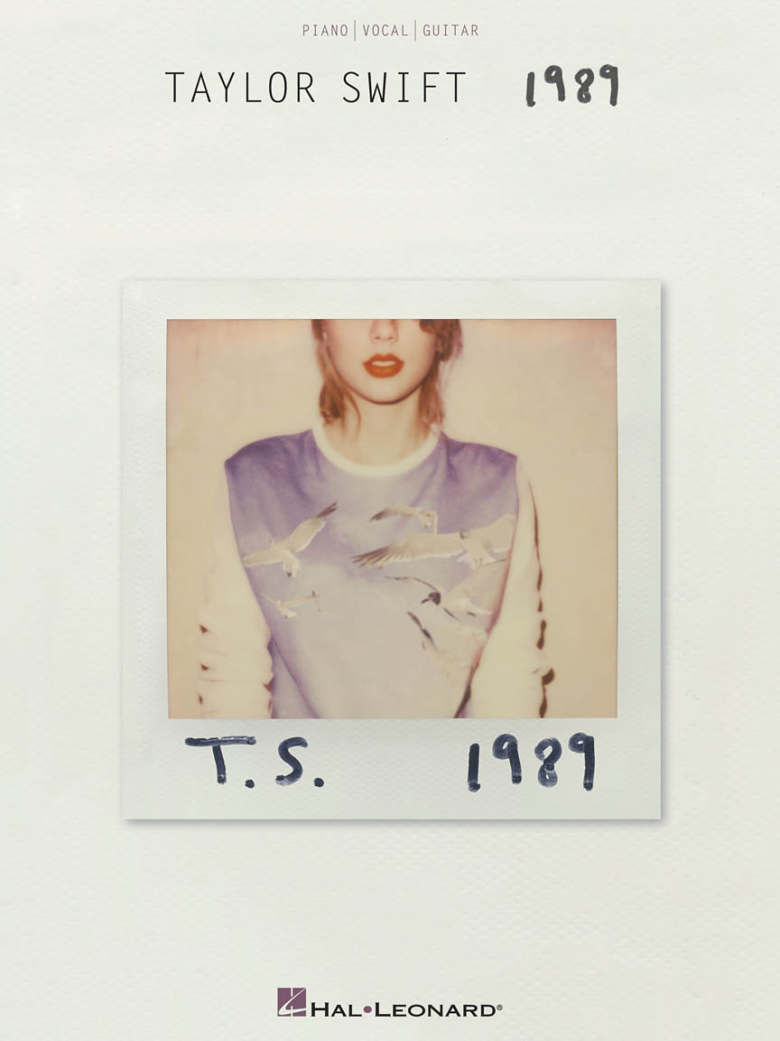 Product Cover for Taylor Swift – 1989