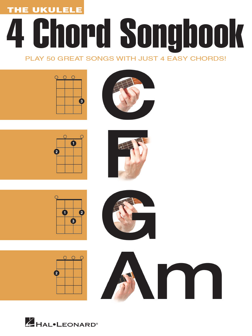 Product Cover for The Ukulele 4 Chord Songbook