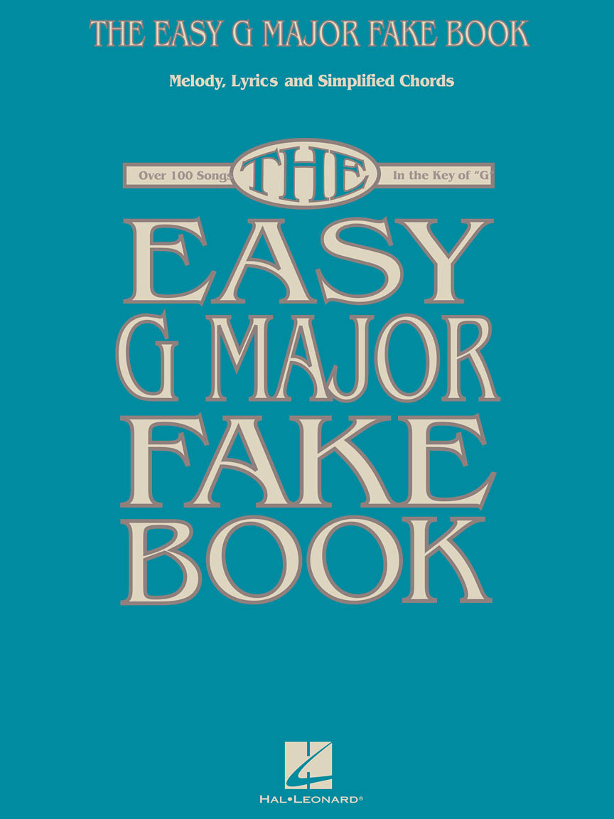 Product Cover for The Easy G Major Fake Book