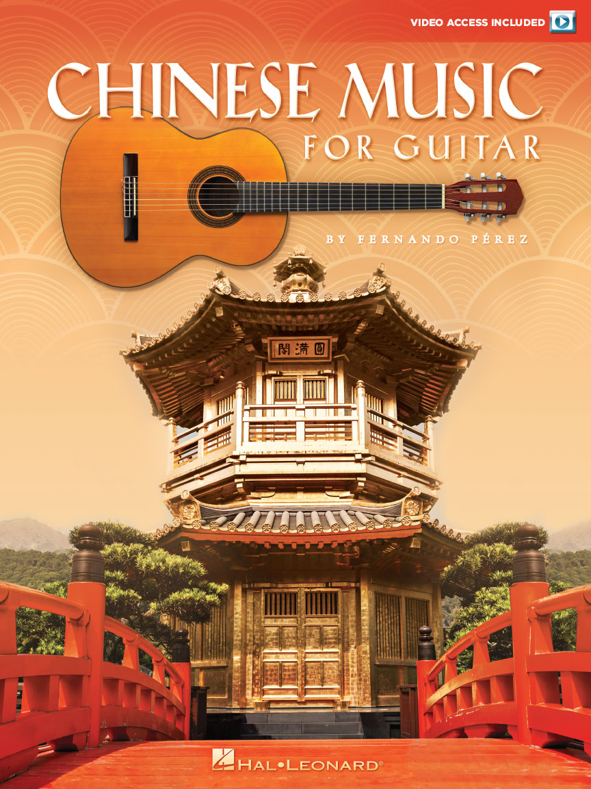 Product Cover for Chinese Music for Guitar