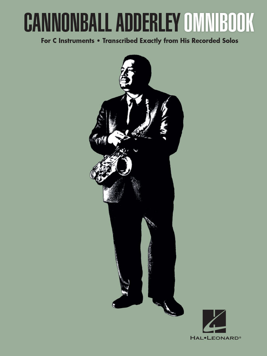 Product Cover for Cannonball Adderley – Omnibook