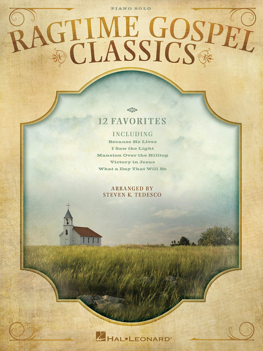 Product Cover for Ragtime Gospel Classics