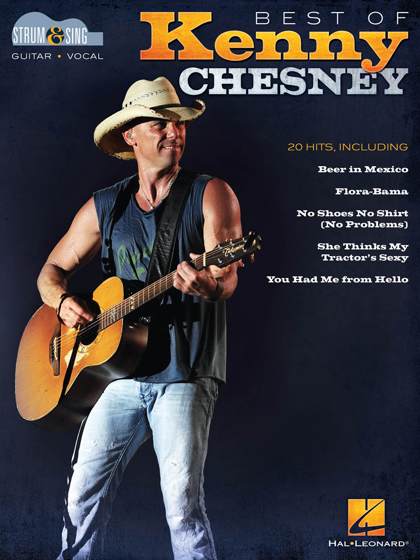 Product Cover for Best of Kenny Chesney – Strum & Sing Guitar