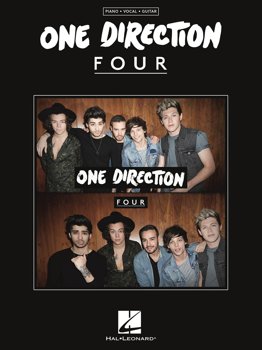 Product Cover for One Direction – Four
