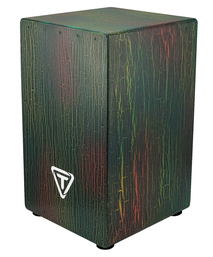 Product Cover for Supremo Select Dark Iris Series Cajon