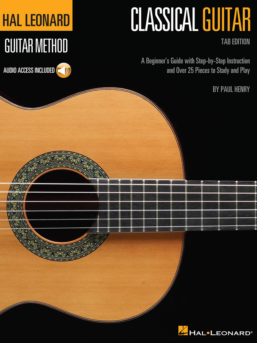 Product Cover for Hal Leonard Classical Guitar Method (Tab Edition)