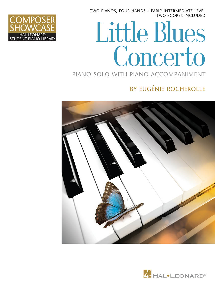 Product Cover for Little Blues Concerto