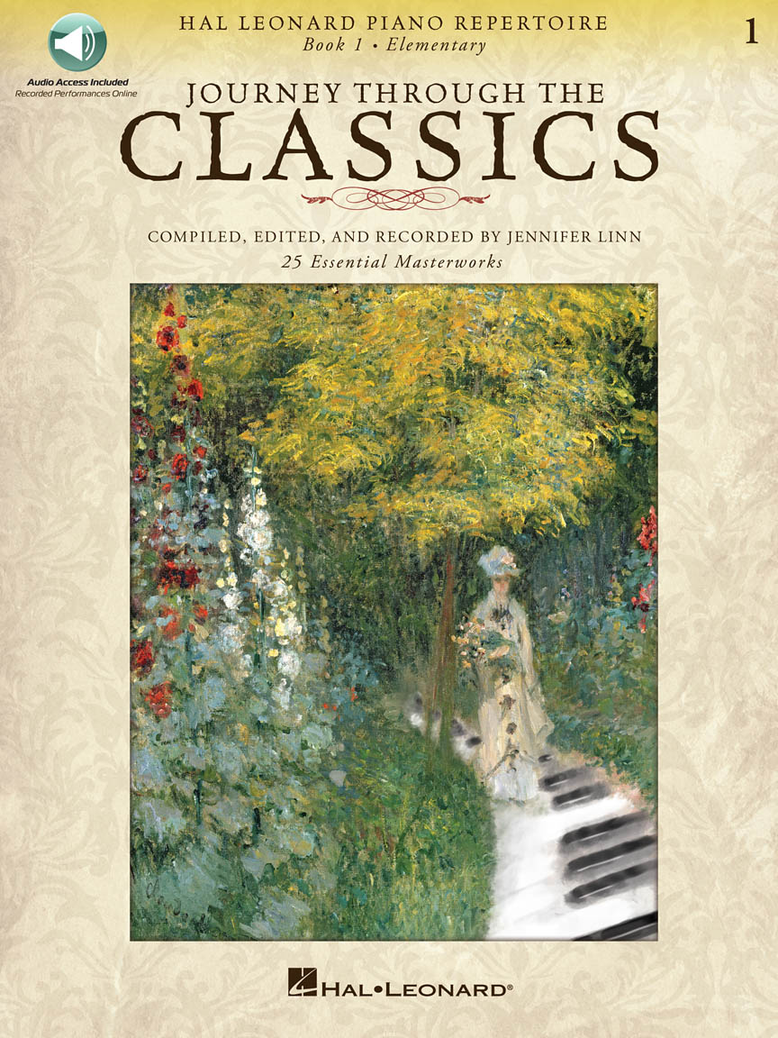 Product Cover for Journey Through the Classics: Book 1 Elementary