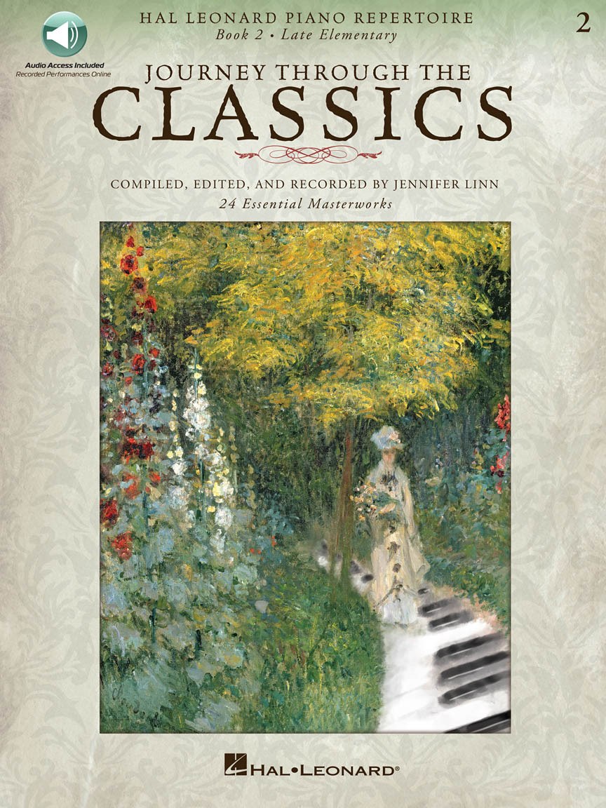 Product Cover for Journey Through the Classics: Book 2 Late Elementary