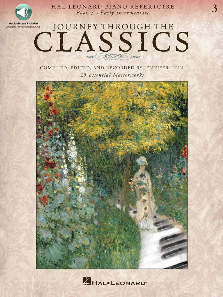 Product Cover for Journey Through the Classics: Book 3 Early Intermediate