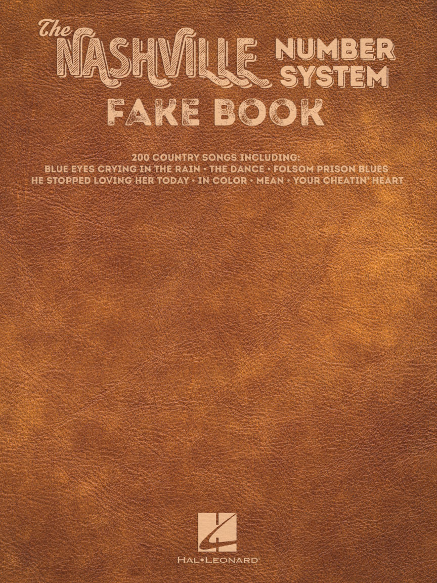 Product Cover for The Nashville Number System Fake Book