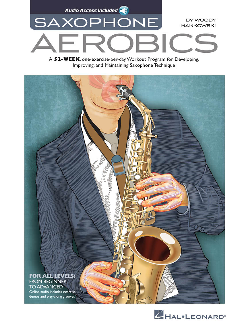 Product Cover for Saxophone Aerobics