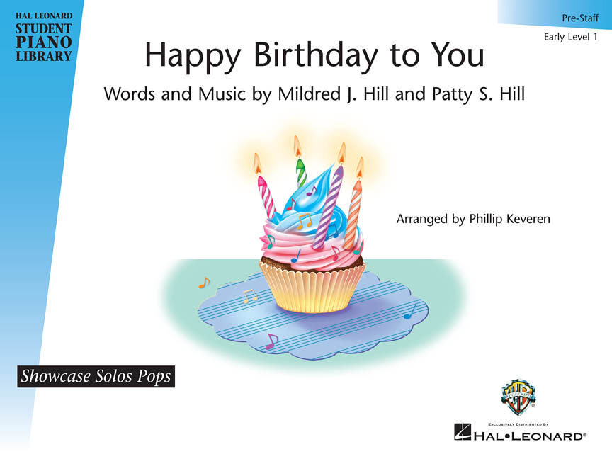 Product Cover for Happy Birthday to You