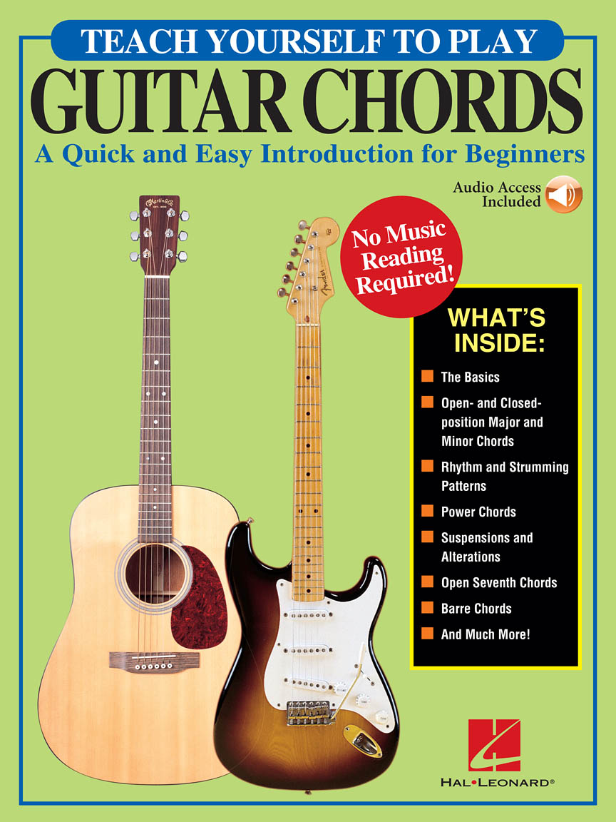 Product Cover for Teach Yourself to Play Guitar Chords