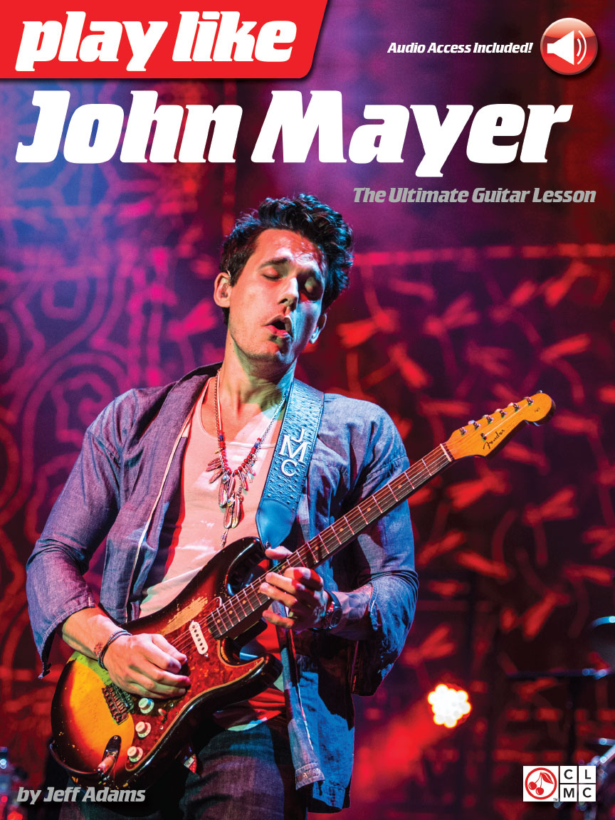 Product Cover for Play like John Mayer