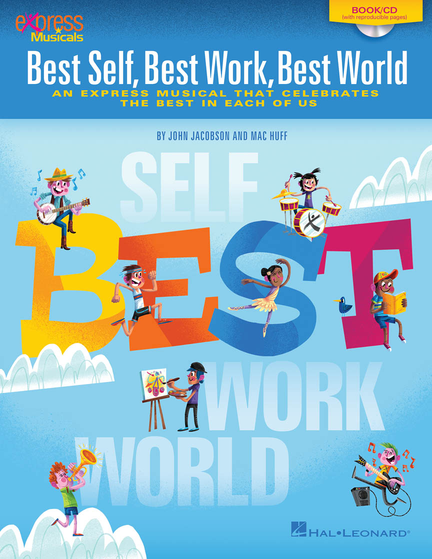 Product Cover for Best Self, Best Work, Best World
