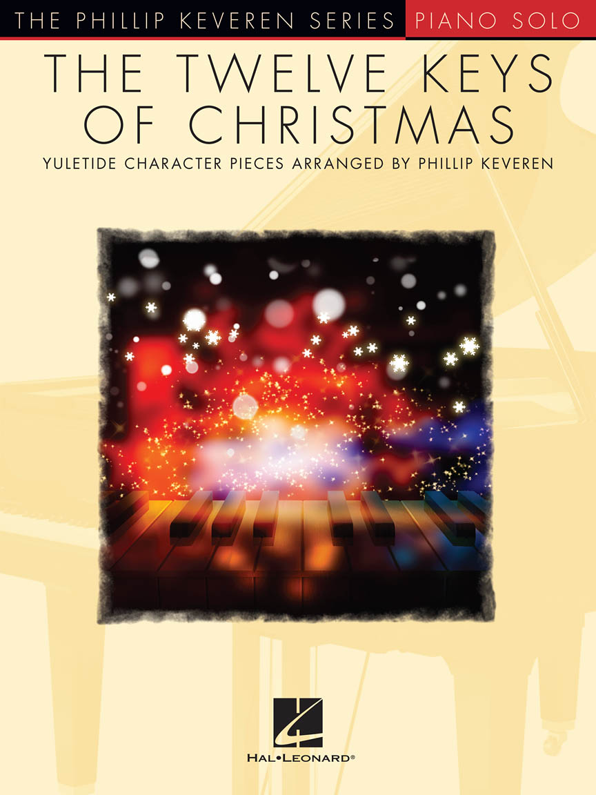 Product Cover for The Twelve Keys of Christmas