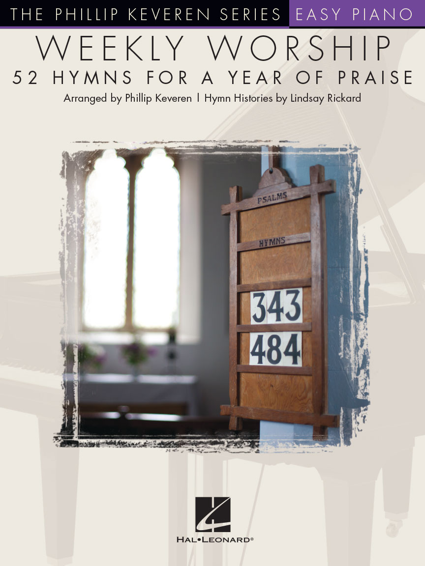 Product Cover for Weekly Worship – 52 Hymns for a Year of Praise