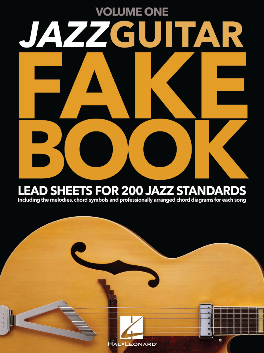 Product Cover for Jazz Guitar Fake Book – Volume 1