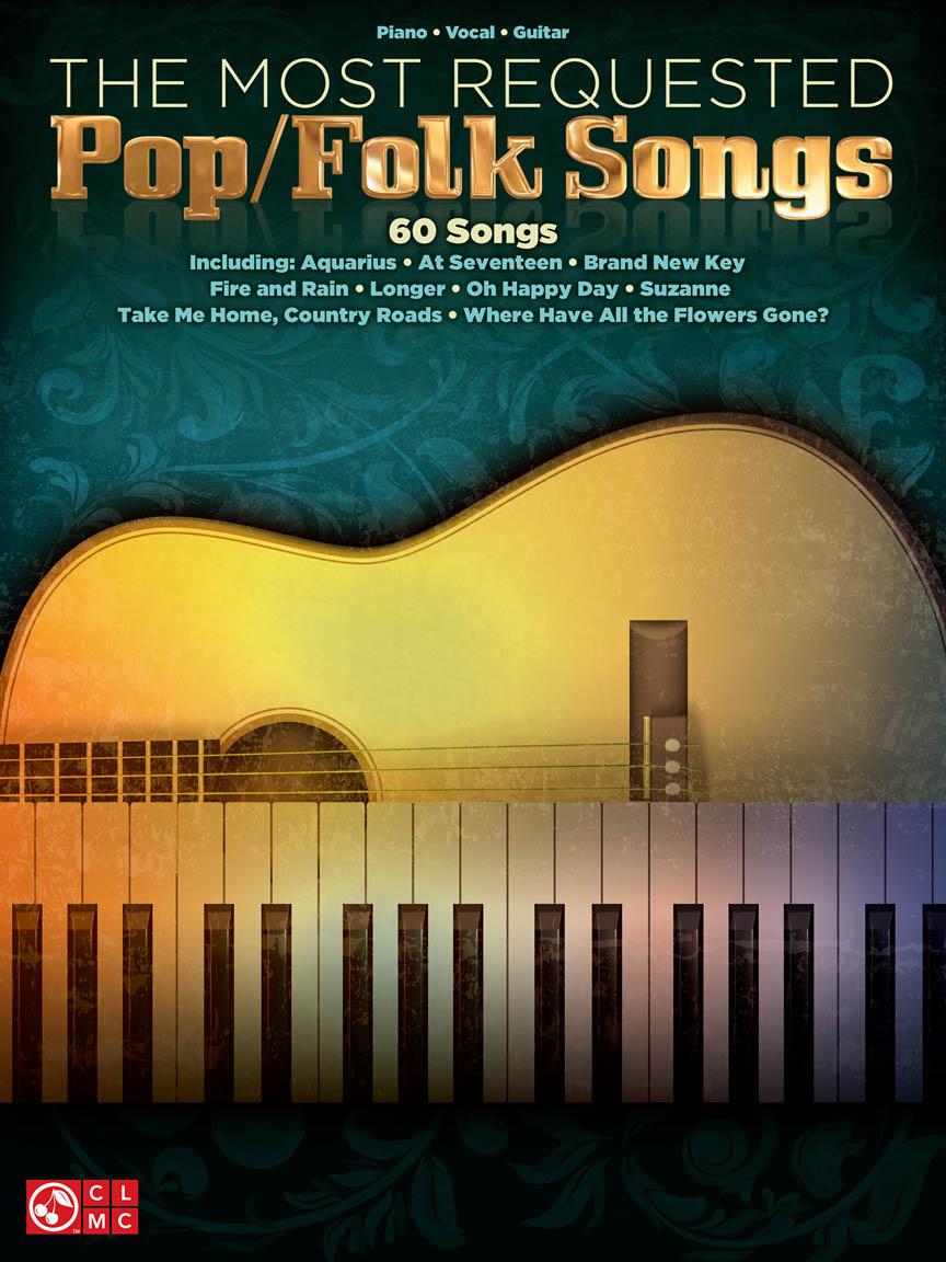 Product Cover for The Most Requested Pop/Folk Songs