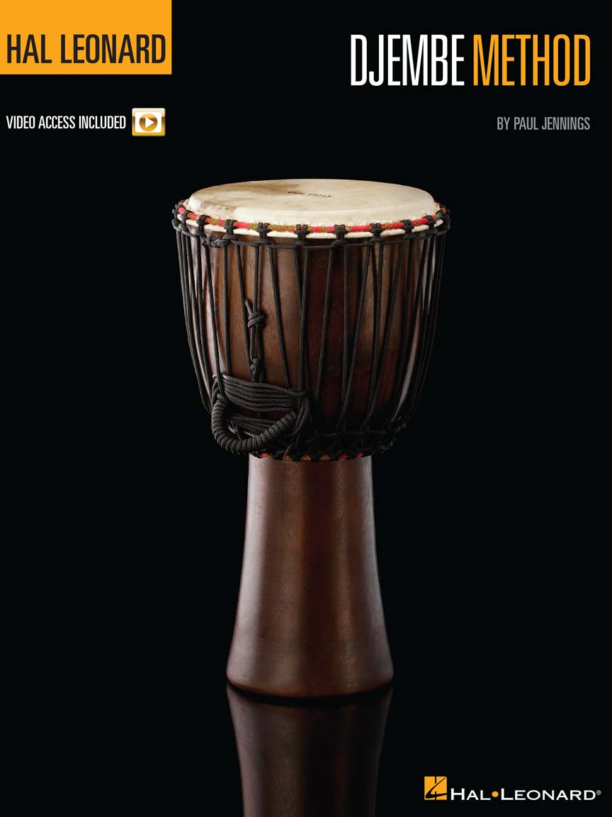 Product Cover for Hal Leonard Djembe Method