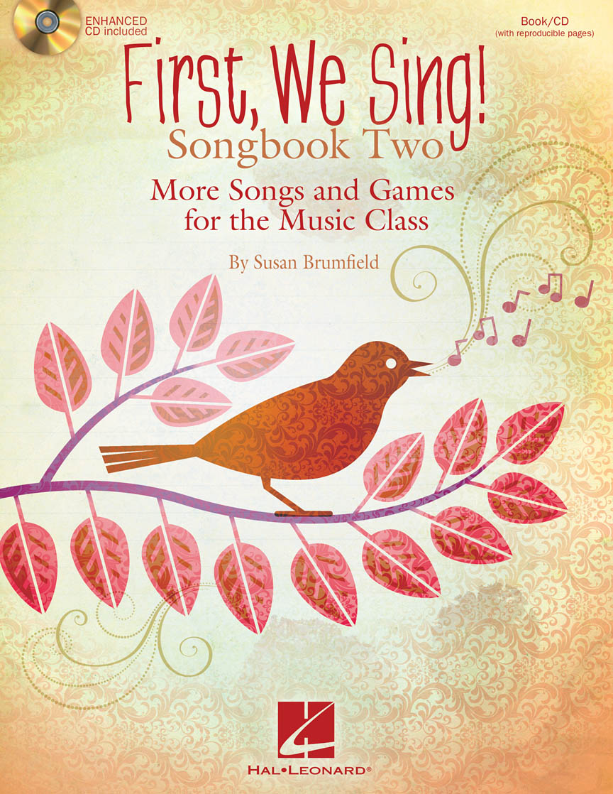 Product Cover for First We Sing! Songbook Two
