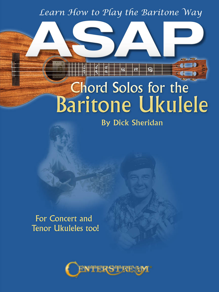 Product Cover for ASAP Chord Solos for the Baritone Ukulele