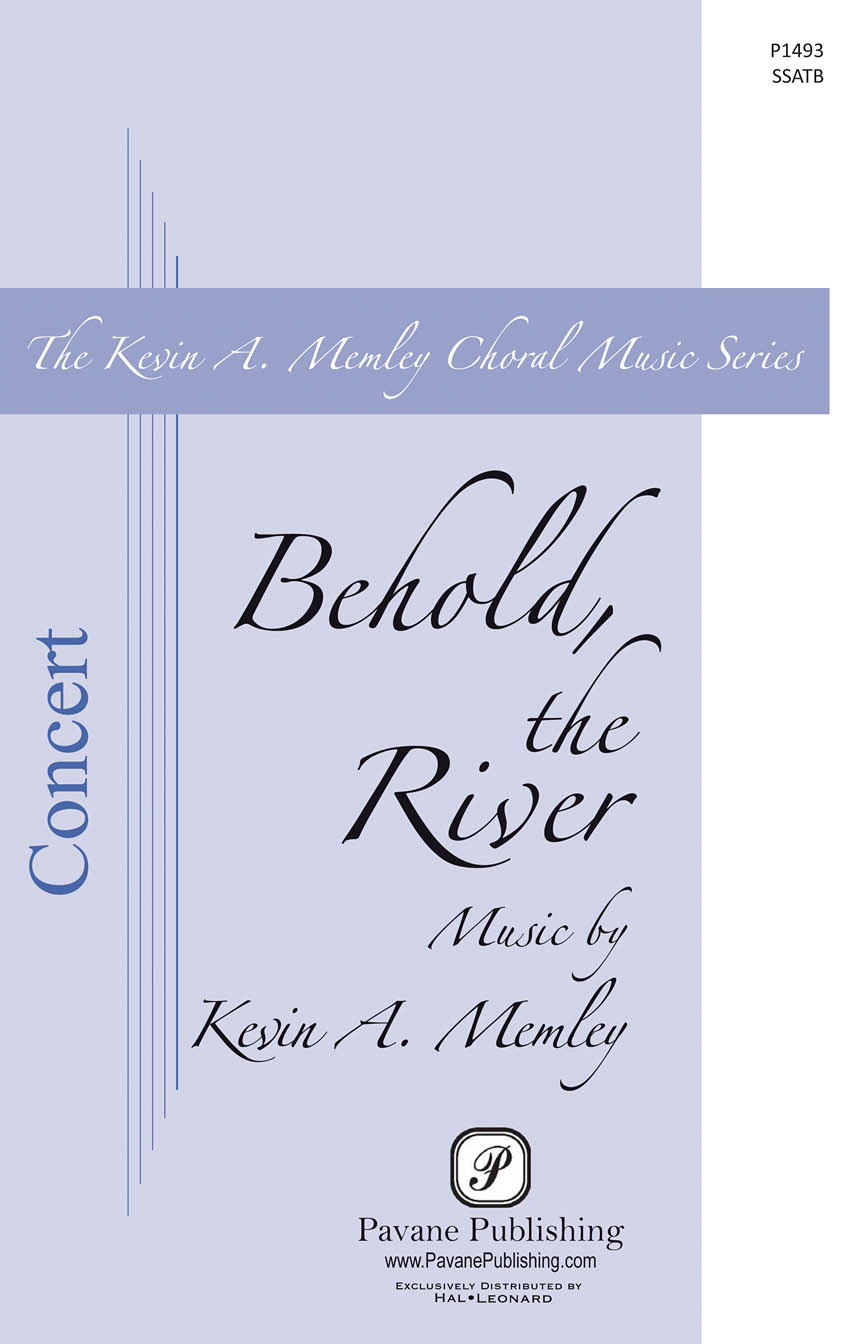 Product Cover for Behold the River