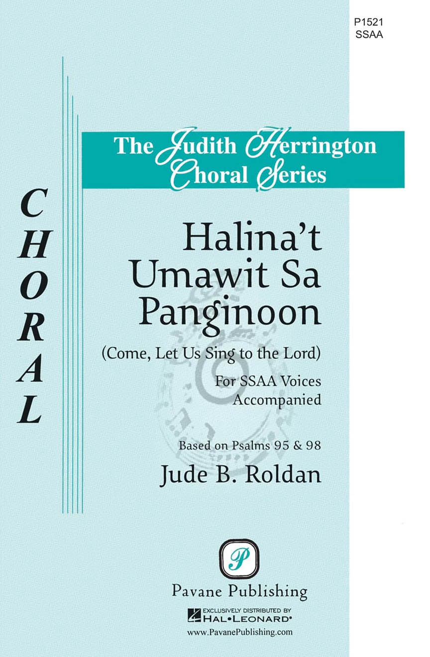 Product Cover for Halina't Umawit Sa Panginoon