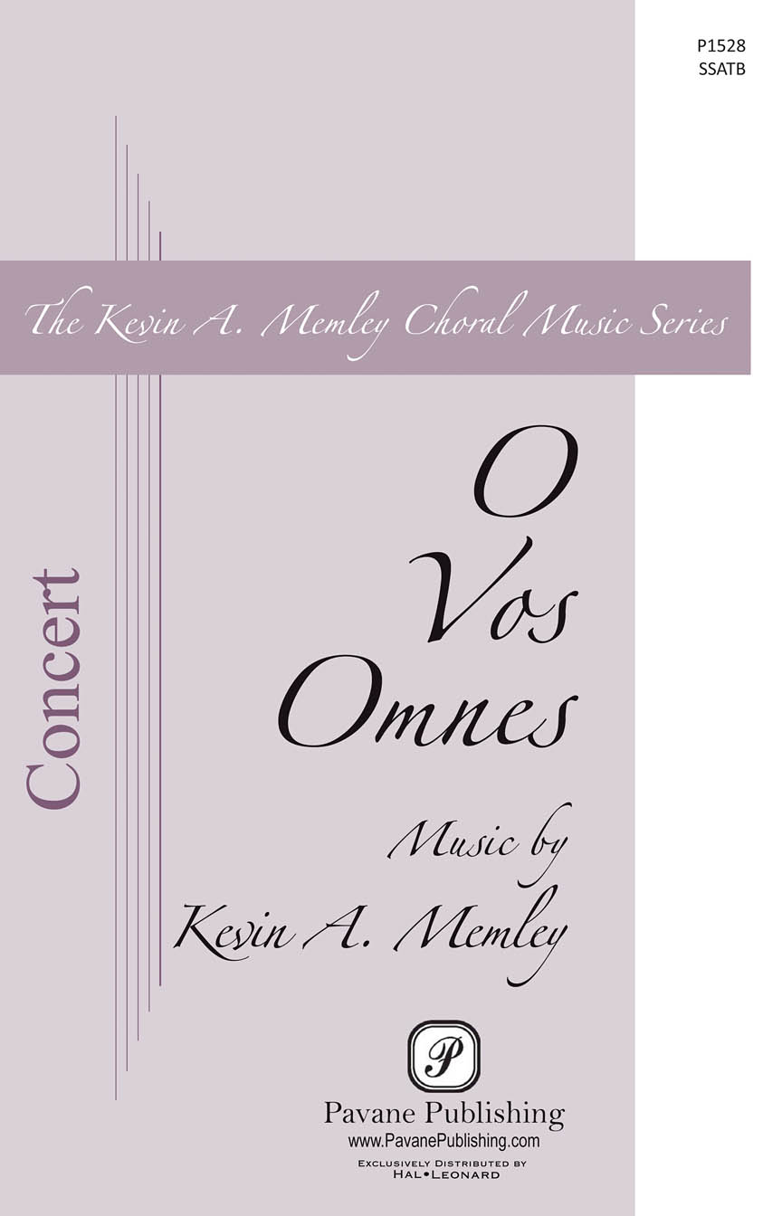 Product Cover for O Vos Omnes